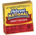 Hebrew National Beef Franks – 3/12 oz. packs