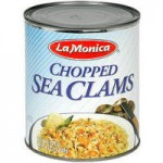 LaMonica Chopped Sea Clams 51 oz