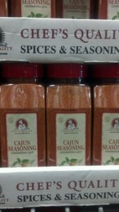 Chef's Quality Cajun Seasoning