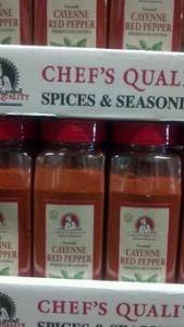 Chef's Quality Ground Cayenne Red Pepper