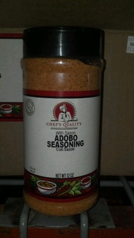 chefs quality adobo seasoning