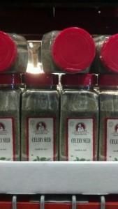 Chef's Quality Celery Seed 16 oz