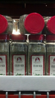 chefs quality celery seed