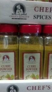 Chef's Quality Curry Powder