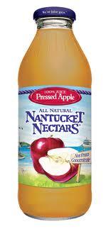 nantucket nectars apple juice