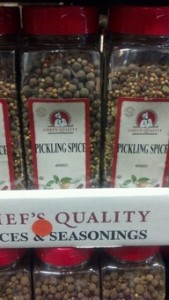 Chef's Quality Pickling Spice