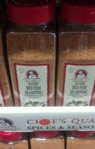 red fish seasoning
