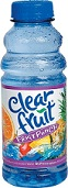 Clear Fruit: Fruit Punch 12/20 oz case