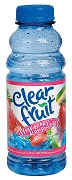 Clear Fruit: Strawberry/Watermelon 12/20 oz case