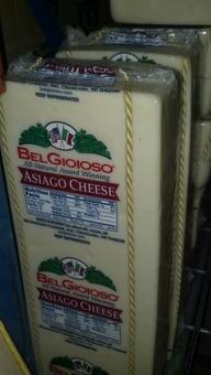 BelGioioso: Asiago Cheese