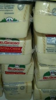 BelGioioso Fontina Cheese