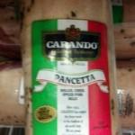 Carando Pancetta