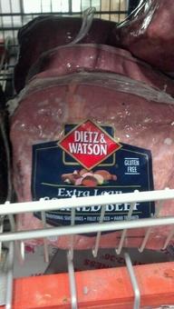 Dietz & Watson Corned Beef