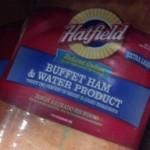 hatfield buffet ham