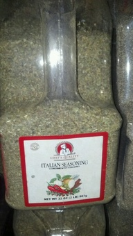 Chef's Quality Italian Seasoning