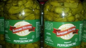 Supremo Italiano Pepperoncini