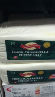 Supremo Italiano: Fresh Mozzarella Cheese