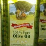 Supremo Italiano: Olive Oil 101.4 oz.