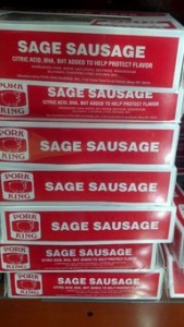 pork king sage sausage