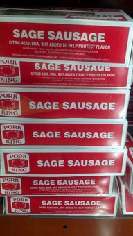 pork king sage rope sausage