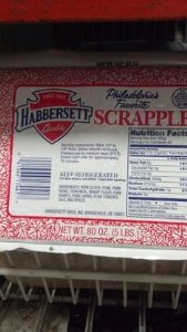 habbersett scrapple 5 lb