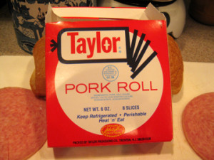 8 packs of taylor pork roll